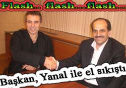 Trabzon Ersun Yanal ile anlaştı