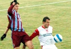 Trabzon küme düşme hattında
