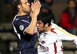 Arda, Zidane gibi kafa attı VİDEO