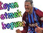 Trabzonspor evinde de yok