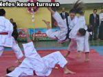 Çayeli'nde karate şampiyonası