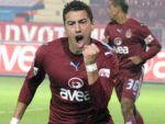 Trabzonspor galibiyetle tanıştı