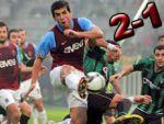 Trabzonspor zirveyi sevdi: 2-1