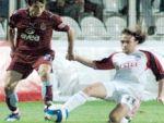 Trabzonspor puanla döndü
