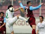 Trabzonspor'a şok mağlubiyet