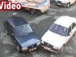 Rize usulü trafik kazaları!