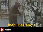 Market soyarken Müslüman oldu!
