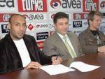 Trabzonspor'da imza günü
