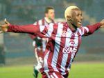 Trabzonspor 1-1'e sevindi!