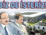 Trabzon da yeni stat istiyor