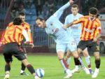 Trabzonspor beraberlikle başladı