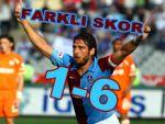 Trabzon İstanbul'a gol oldu yağdı
