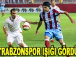 Trabzon'dan seriye devam