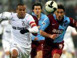 Trabzon oynadı Beşiktaş golleri attı