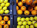 Meyveleri boyamak doğru mu?
