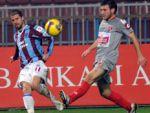 Trabzonspor kupada fark attı: 6-0