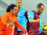 Trabzonspor'dan avantajlı skor