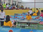 Çayeli'nde masa tenisi turnuvası