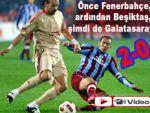 Trabzonspor'a büyüklük sökmedi!