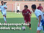 Ardeşenspor yeni sezonu açtı