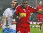 Trabzonspor Mersin İdmanyurdu'na takıldı