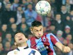 Trabzonspor İnter'i elinden kaçırdı