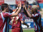 Trabzonspor Sakarya'ya acımadı
