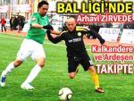 Bal Ligi'nde Arhavispor avantaj yakaladı