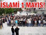 Böyle olur Müslüman Gençler'in 1 Mayıs'ı!