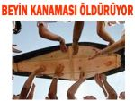 Trabzon ve Rize'de beyin kanaması öldürüyor