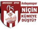Ardeşenspor'dan taraftara sitem dolu açıklama
