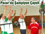 Pazar Spor Şöleni'nde şampiyon Çayeli