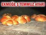 Trabzon ekmeği, 1 Temmuz'a ilham kaynağı!
