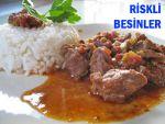Kalp - damar hastalıkları riskini artıran besinler