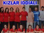 Ardeşen GSK ekibi kamp  için Erzurum'a gitti