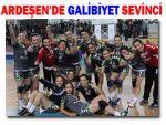 Ardeşen GSK, Eskişehir AÜ'ye acımadı: 29 - 16