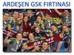 Ardeşen GSK, İzmir'i 4. kez ezdi geçti!