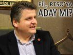 RTSO seçimleri öncesi Fil ile çok özel söyleşi