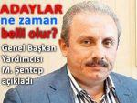 AK Parti adaylarını ne zaman belirleyecek?