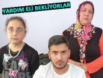 Arhavili Gümüş ailesi devletten yardım bekliyor