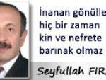 Seyfullah Fırat: İnanan gönüller