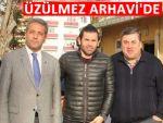 İbrahim Üzülmez'in Arhavispor'a 3. Lig reçetesi