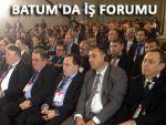 BATUM'DA 3 ÜLKENİN KATILIMIYLA ZİRVE