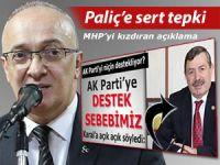 MHP'den Ziraat Odası Başkanı Paliç'e sert tepki