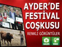 AYDER'DE FESTİVAL ÇOSKUSU