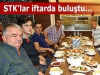 Diyarı Kesimal Pazar'da STK'ları ağırladı