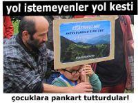 YEŞİL YOL TAKINTISI DEVAM EDİYOR!