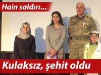 Rize İl Merkez Jandarma eski komutanı şehit düştü