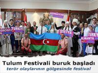 Uluslararası Tulum ve Müzik Festivali buruk başladı