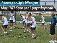 Pazarspor'un maçını TRT Spor canlı yayınlayacak
